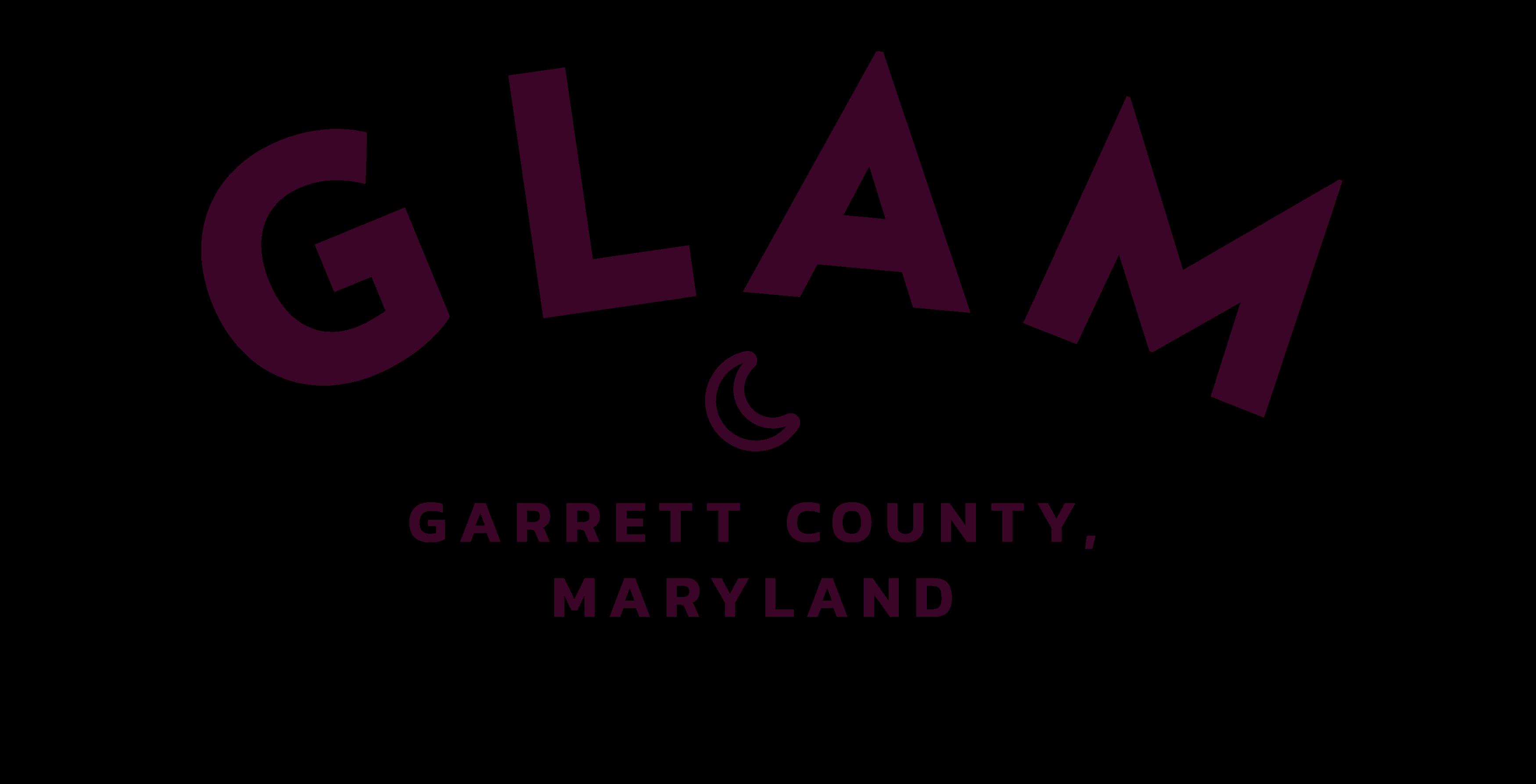 Garrett County Glam Logo